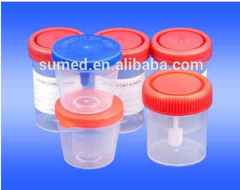 Various medicao urine collection containers in different sizes