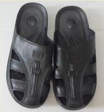 LN-7101A Material SPU Safe Slipper ESD Shoes For Cleanroom