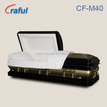 American Style Casket Bed Noble Gold(CF-M40)