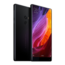 2017 hot sales mobile phone Dropshipping Newest smartphone Xiaomi MIX 2 4GB 128GB 5.5 inch MIUI 8.0 Snapdragon 835 mi mix 2