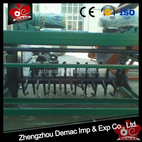 Made in China organic manure compost turner for sale