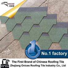 Cheap stone coated metal roof tile / asphalt roofing shingle