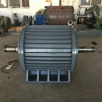 High efficiency low rpm 3 phase permanent magnet generator for wind turbine
