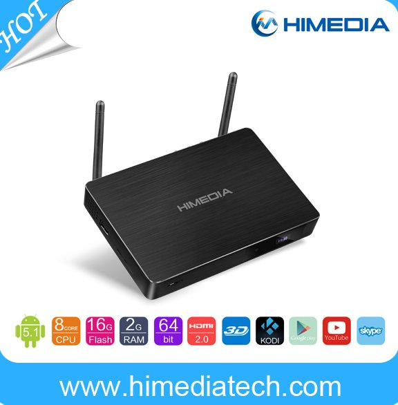 New Products 2016 2GB+ 16GB Octa Core Android Smart TV Box with sim card