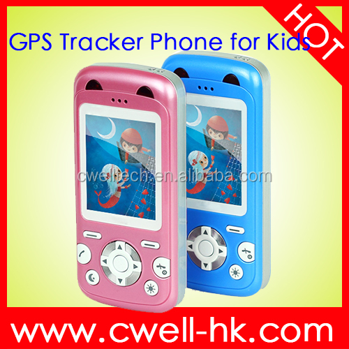 2017 New 1.8 Inch iBABY Q9 GPS Tracker Mobile Phone