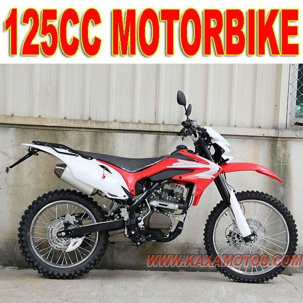 Off Road 125cc Motorbike