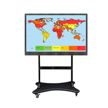 All in one touch TV interactive screen LED touch board smart Android TV