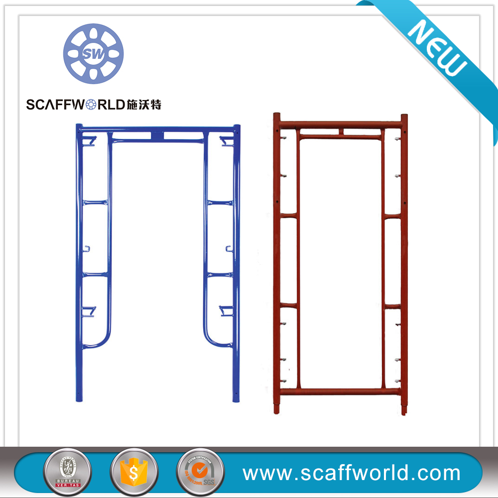 Frame scaffolding system with cross brace, Joint pin