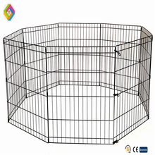 Dog fence small medium and large dog cage pet fence