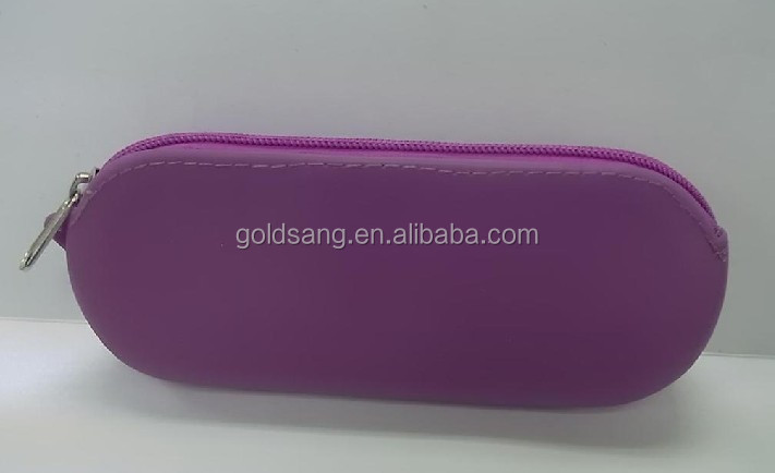 eco-friendly colored silicone lady hand bag