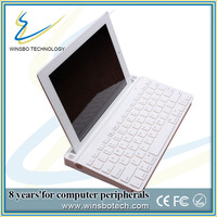 Newest universal wireless bluetooth keyboard for ipad,iphone,android,pc