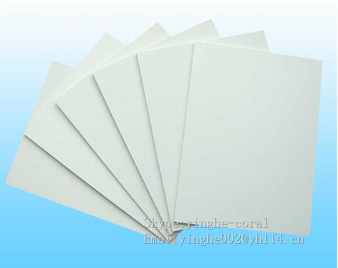 full-automatic pvc sheet with acrylic