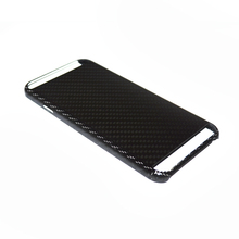 Cool Black Carbon Fiber Mobile Phone Housings & Phone Case For Iphone 6