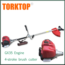 4 Stroke GX35 gasoline engine manual brush cutter