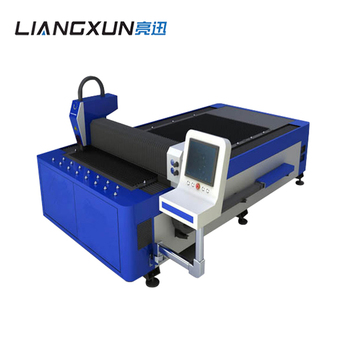 High quality metal parts fiber laser cutting machine with optional 300w 500w co2 laser tube
