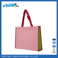 High Quality Promotion Recyclable Woven Bag