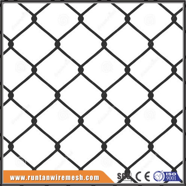 alibaba China used cheap used galvanised fence chain link