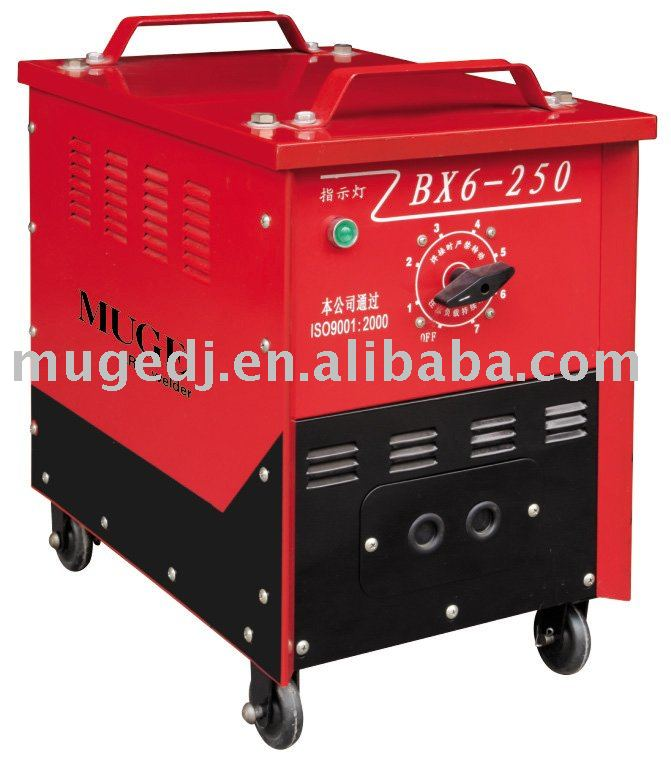 THREE PHASE SILICON RECTIFIER WELDER
