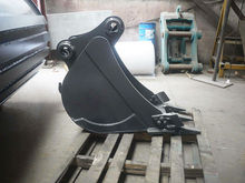 excellent quality digger attachment of standard bucket in construction machinery parts