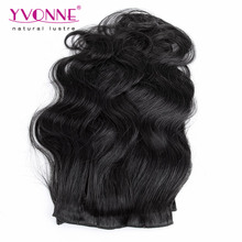 Yvonne wholesale human hair extensions clip in hair extensions for black women