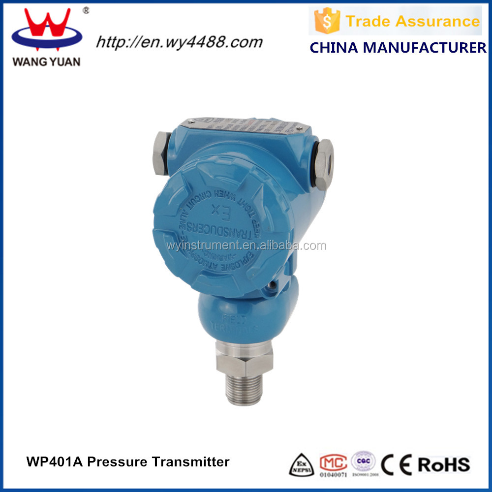 Cheap factory for hydraulic water treatment pipe pressure sensor