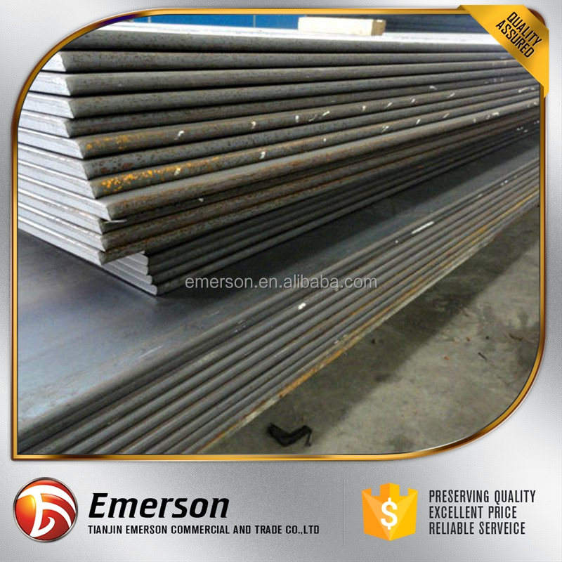 Q235B Special Width grade of mild steel CNC Cutting steel plate Factory Supplying