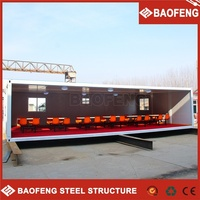 foldable modified modern design cotainer house price