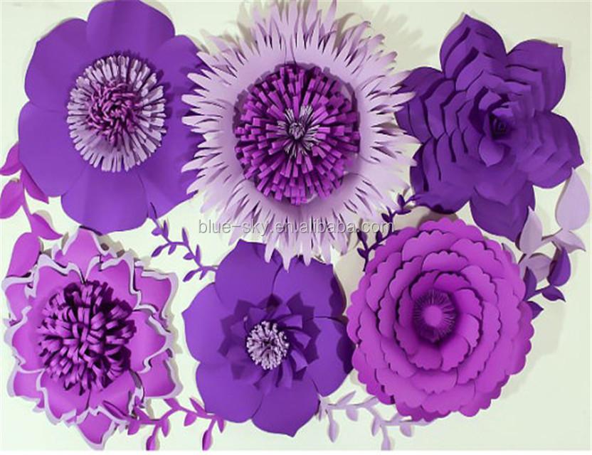 China purple paper flowers wholesale alibaba mightylinksfo