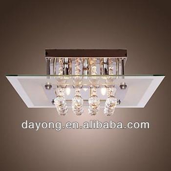 Chandelier Lamp, Led Light Chandelier, Low Ceiling Crystal Chandelier  Model:DY 2116