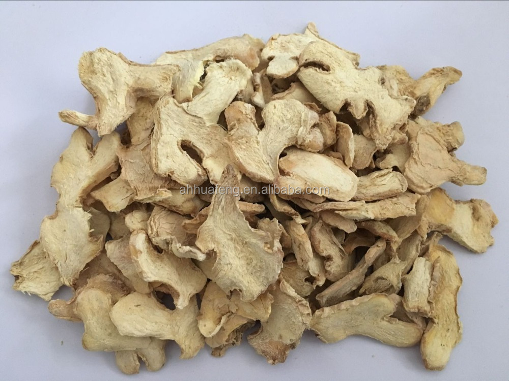 Dried Ginger Slices/ Ginger piece/Ginger flakes from professional manufacturer