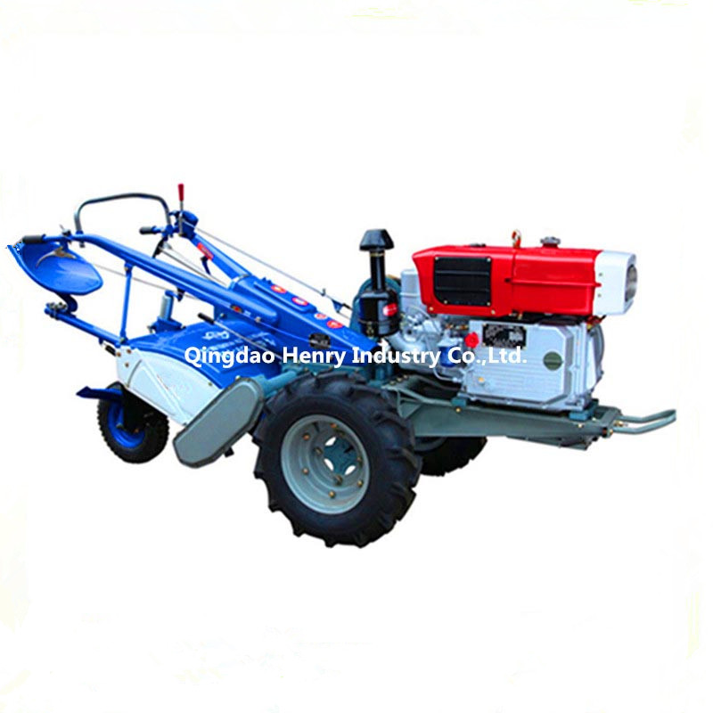 12HP diesel engine machinery agriculture power tiller price