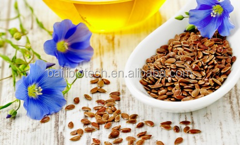 Best quality linseed oil/flaxseed oil trusted Baili brands