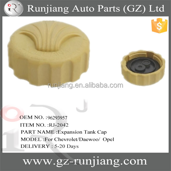 Hot sale!! Expansion Tank Cap,Water tank cap for Daewoo/Chevrolet/ Opel 96293957