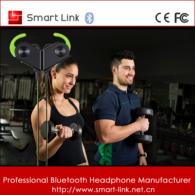 2016 For running use bike bicycle sport wireless bluetooth headphone