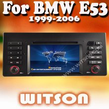 WITSON CAR RADIO AUDIO FOR BMW X5 E53 High Quality