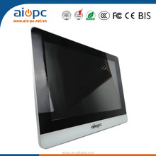 Aiopc 21.5 inch Intel Core i5 pc H61 chipset 4GB memory 500GB HDD all in one pc
