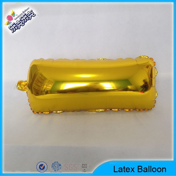 New Party Number Foil Helium Balloon Foil Balloons