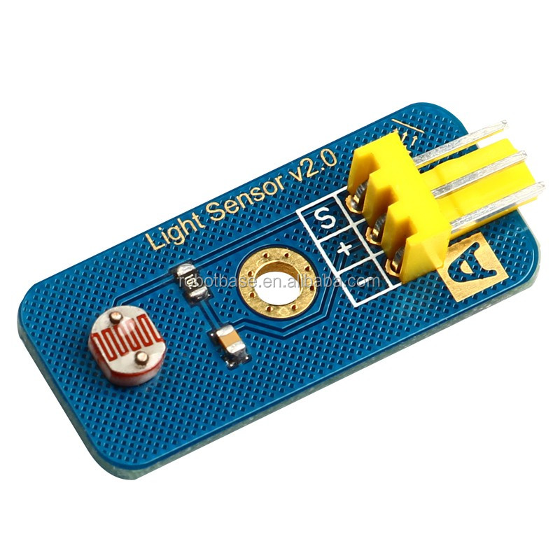 Strongly Perceived Light Sensor