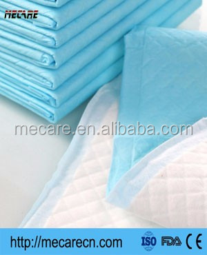 Absorbent Medical Disposable Underpad Nursing Pad