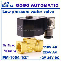Factory Wholesale!! Top Quality oil burner solenoid valve