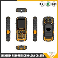 ip67 mobile phone waterproof / Rugged Feature mobile Phone