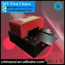 Transparent/Plastic/Business Card uv printing machine manufacturers
