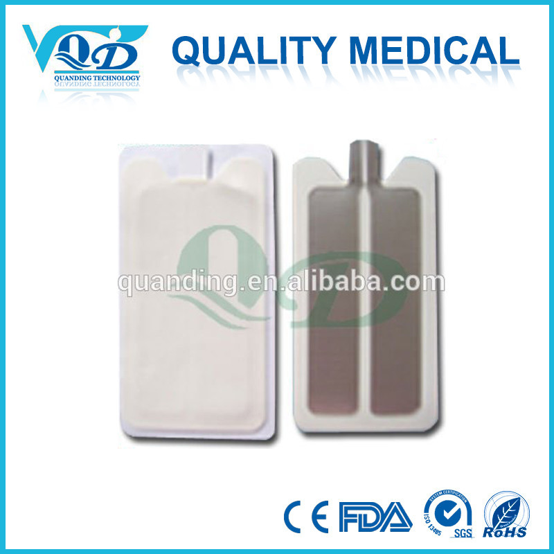 ISO CE valleylab electrosurgical ESU grounding pads for bipolar electrosurgical unit