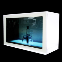 LCD digital advertising marketing equipment