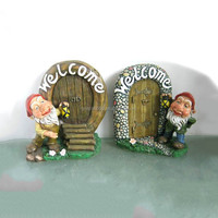 new custome design resin gnome crafts