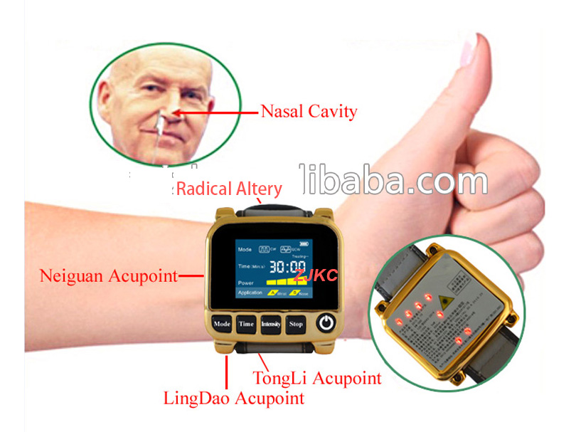blood glucose monitor nasal laser light therapy diabetes in children