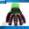 QL export CTN shock proof big hands oil gas and mining gloves