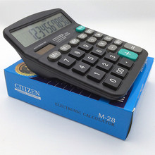 Hot selling calculator 12 digits big size desktop electronic scientific calculator
