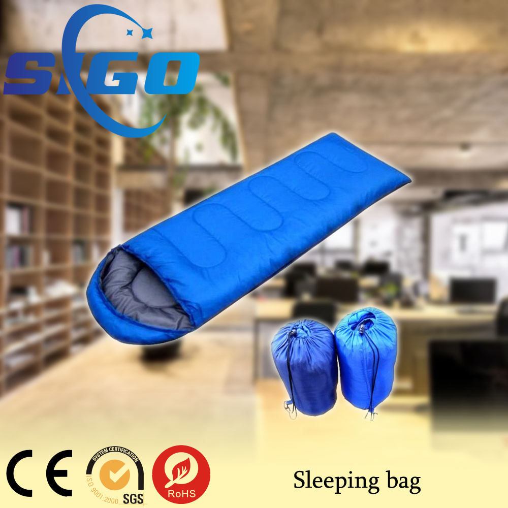 popular Inflatable Hangout air sleeping bags for Beach camping with Nylon lazy sofa accept logo customize