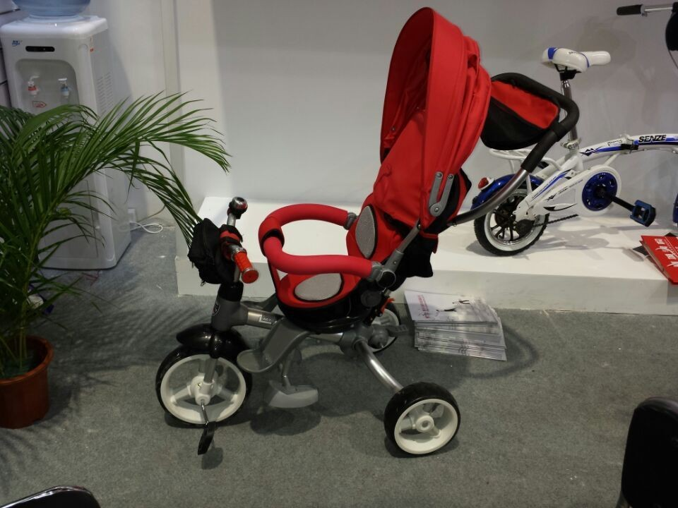 fashionable design of hot sale baby walker tricycle for 1-3years old baby